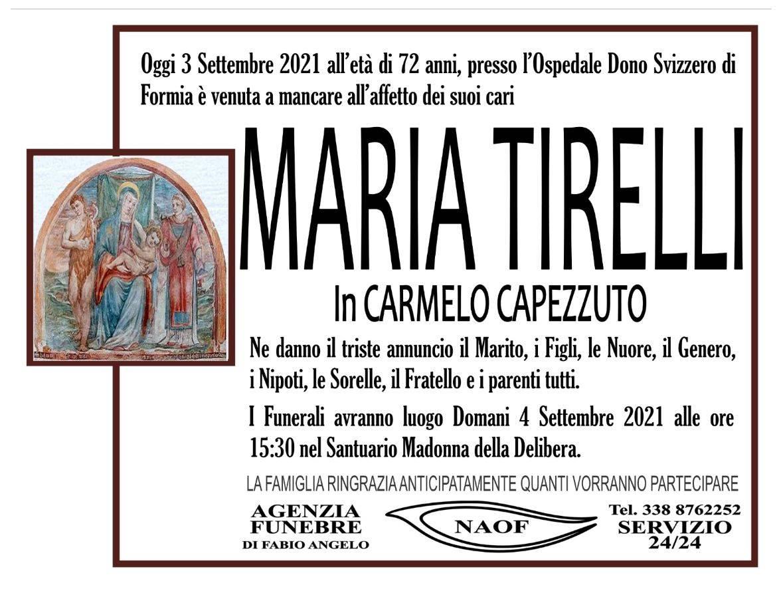 Maria Tirelli