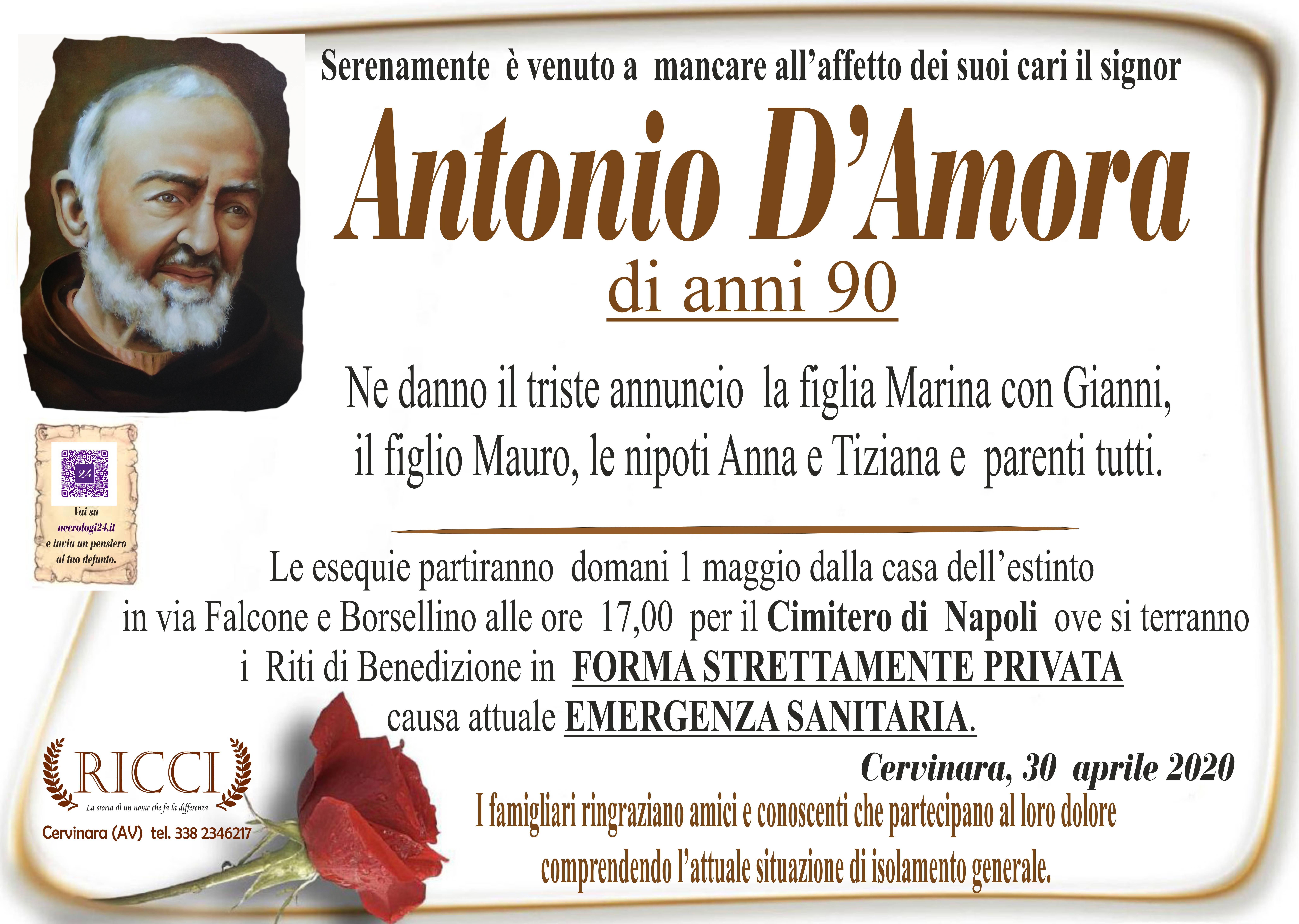 Antonio D'Amora