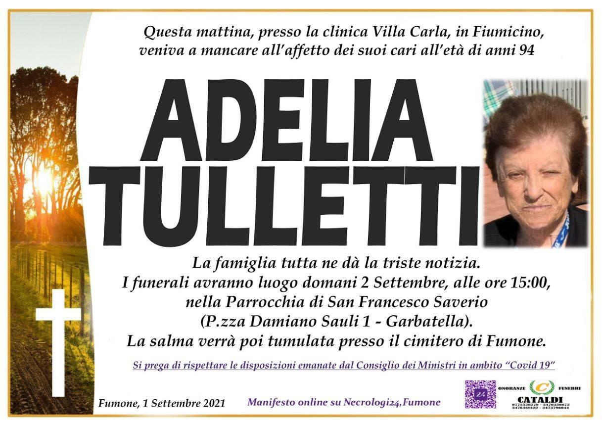 Adelia Tulletti