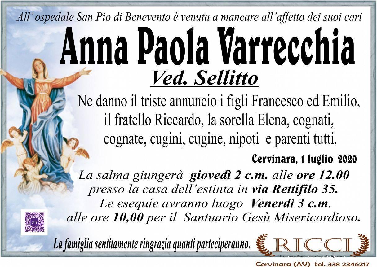 Anna Paola Varrecchia