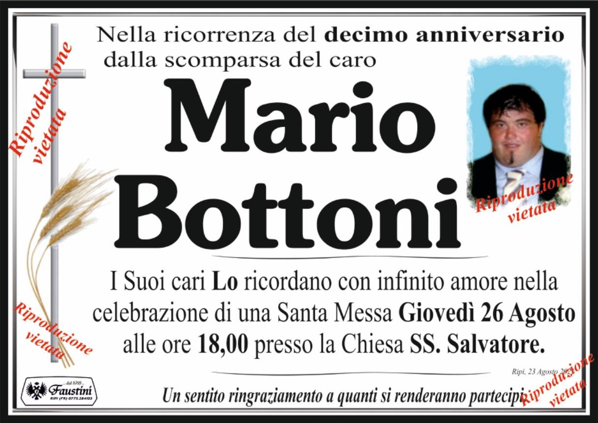 Mario Bottoni