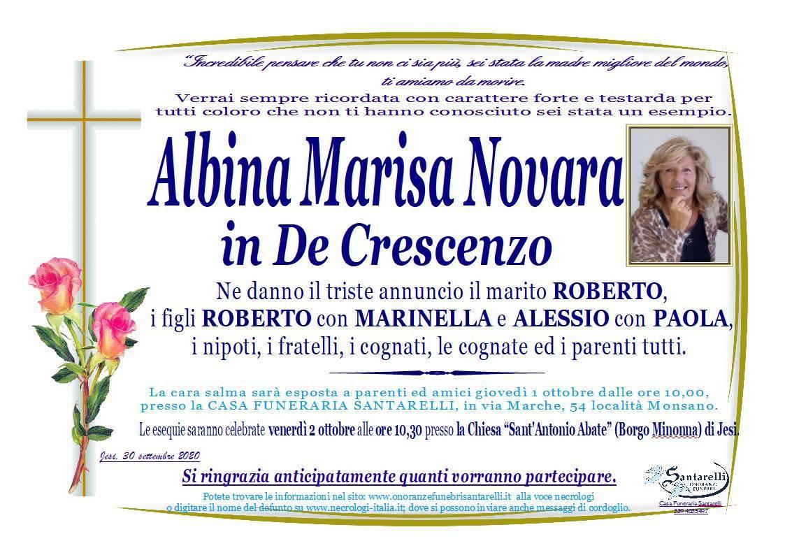Albina Marisa Novara