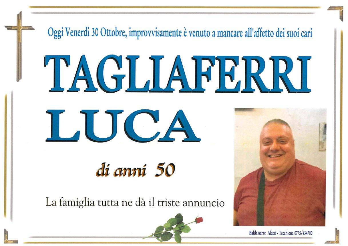 Luca Tagliaferri