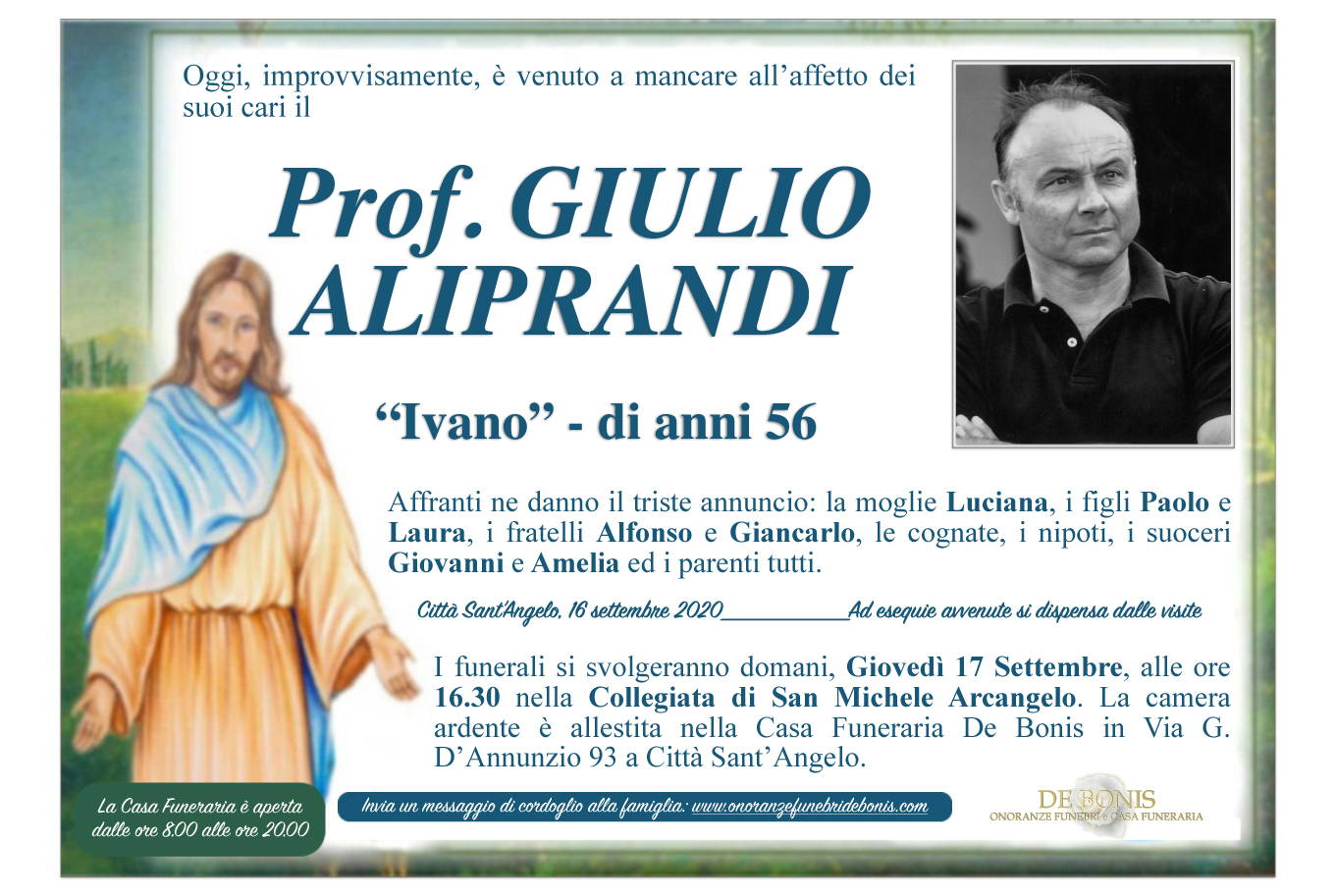 "Giulio ""Ivano"" Aliprandi"