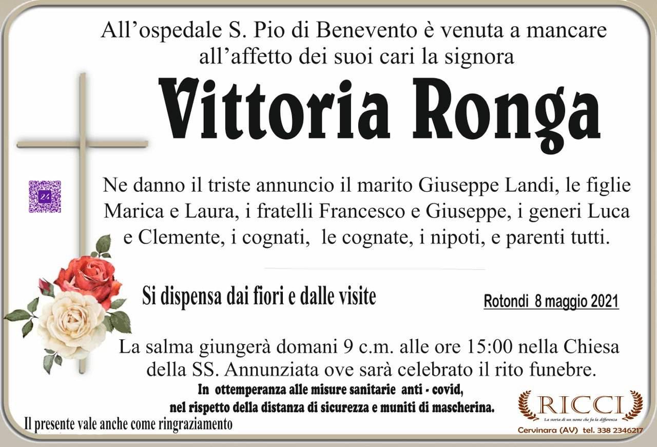 Vittoria Ronga