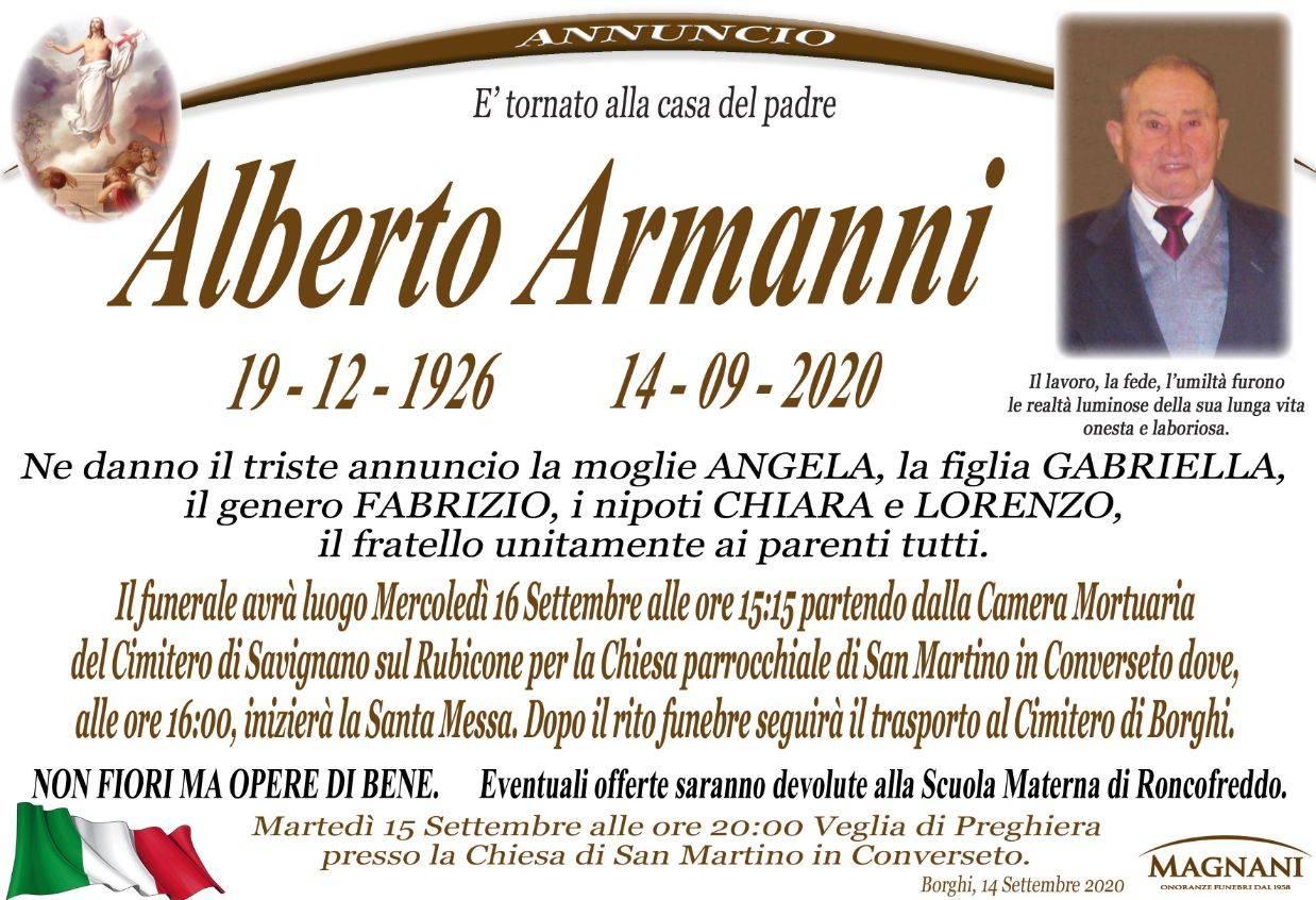 Alberto Armanni