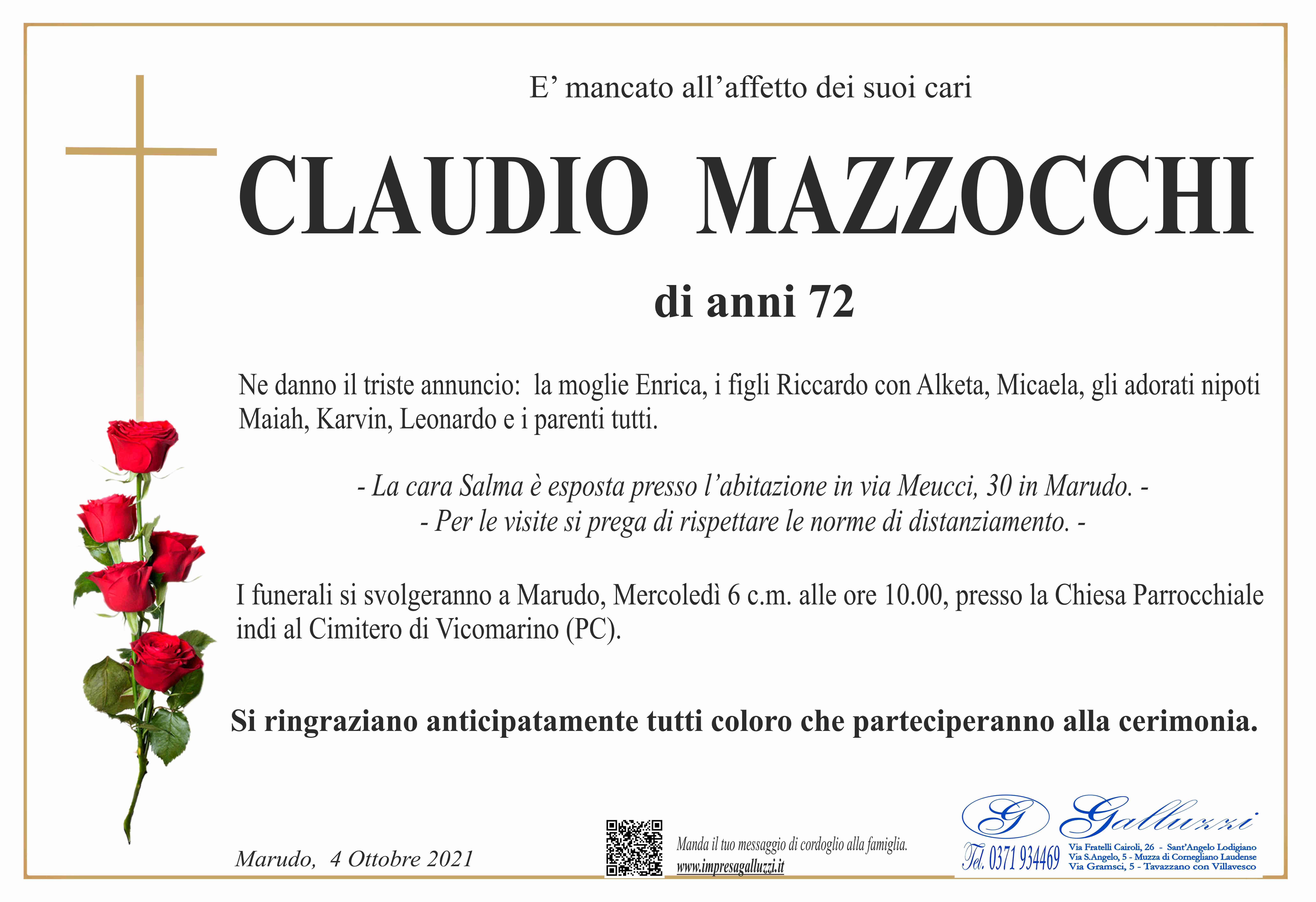 Claudio Mazzocchi