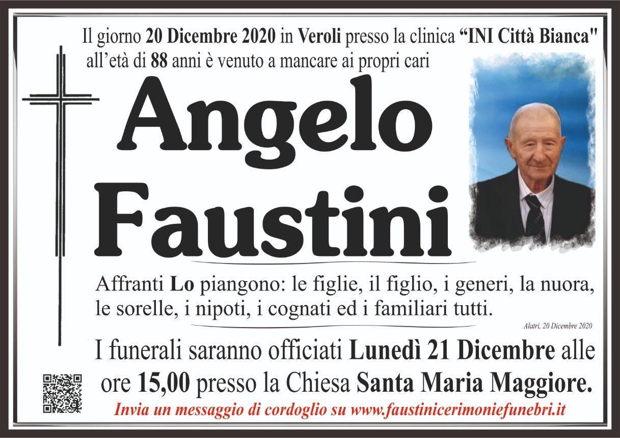 Angelo Faustini