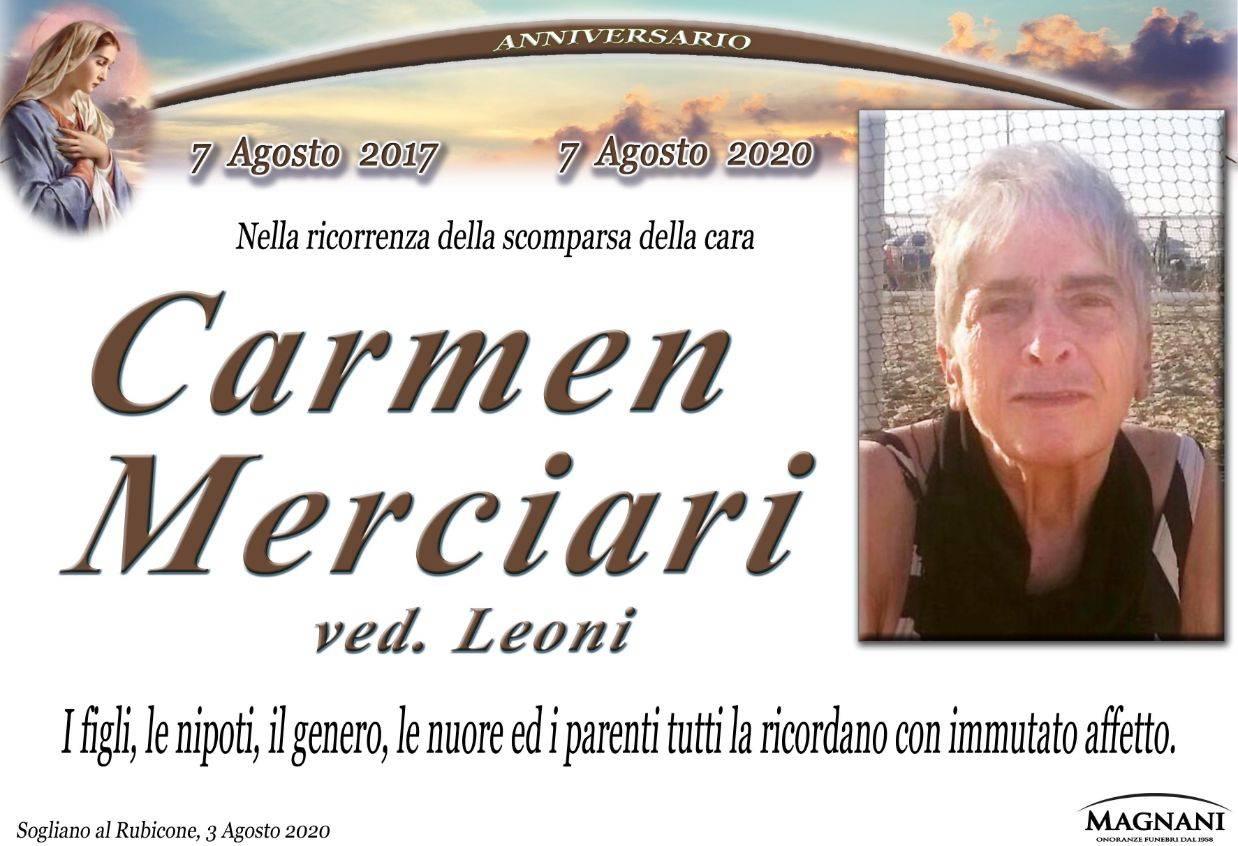 Carmen Merciari