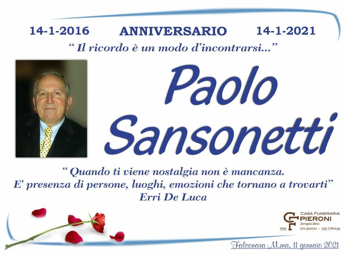 Paolo Sansonetti
