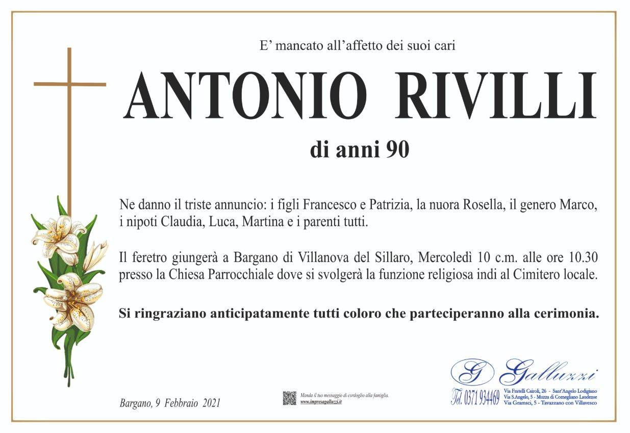 Antonino Rivilli