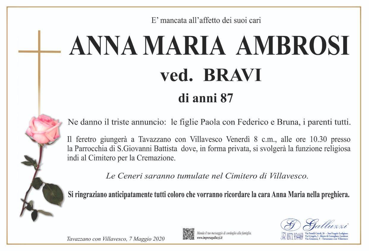 Anna Maria Ambrosi