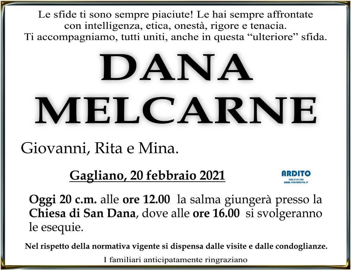 Dana Melcarne