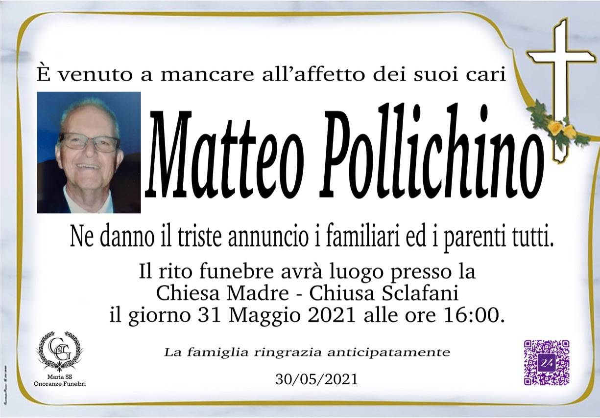 Matteo Pollichino