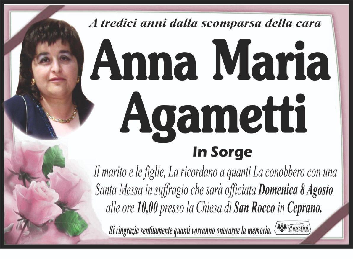 Anna Maria Agametti