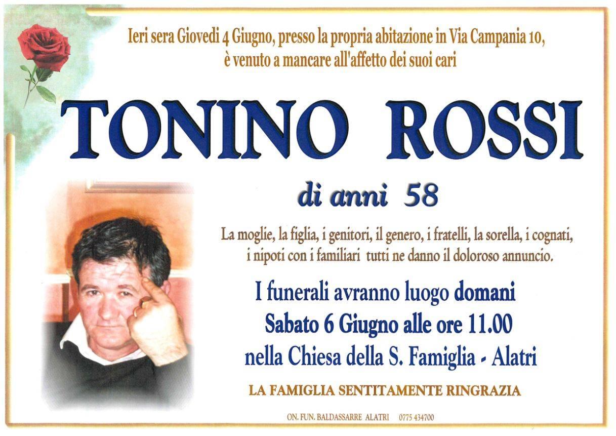 Tonino Rossi