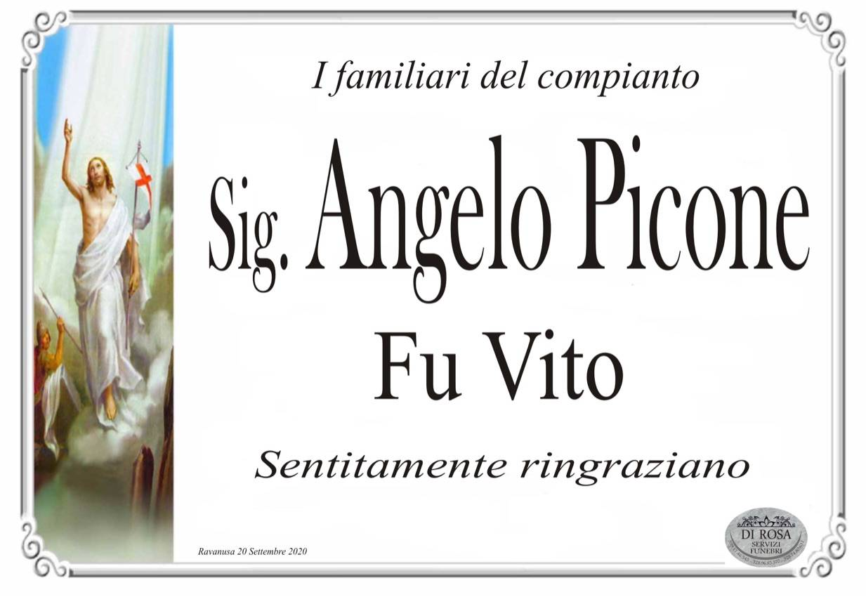 Angelo Picone
