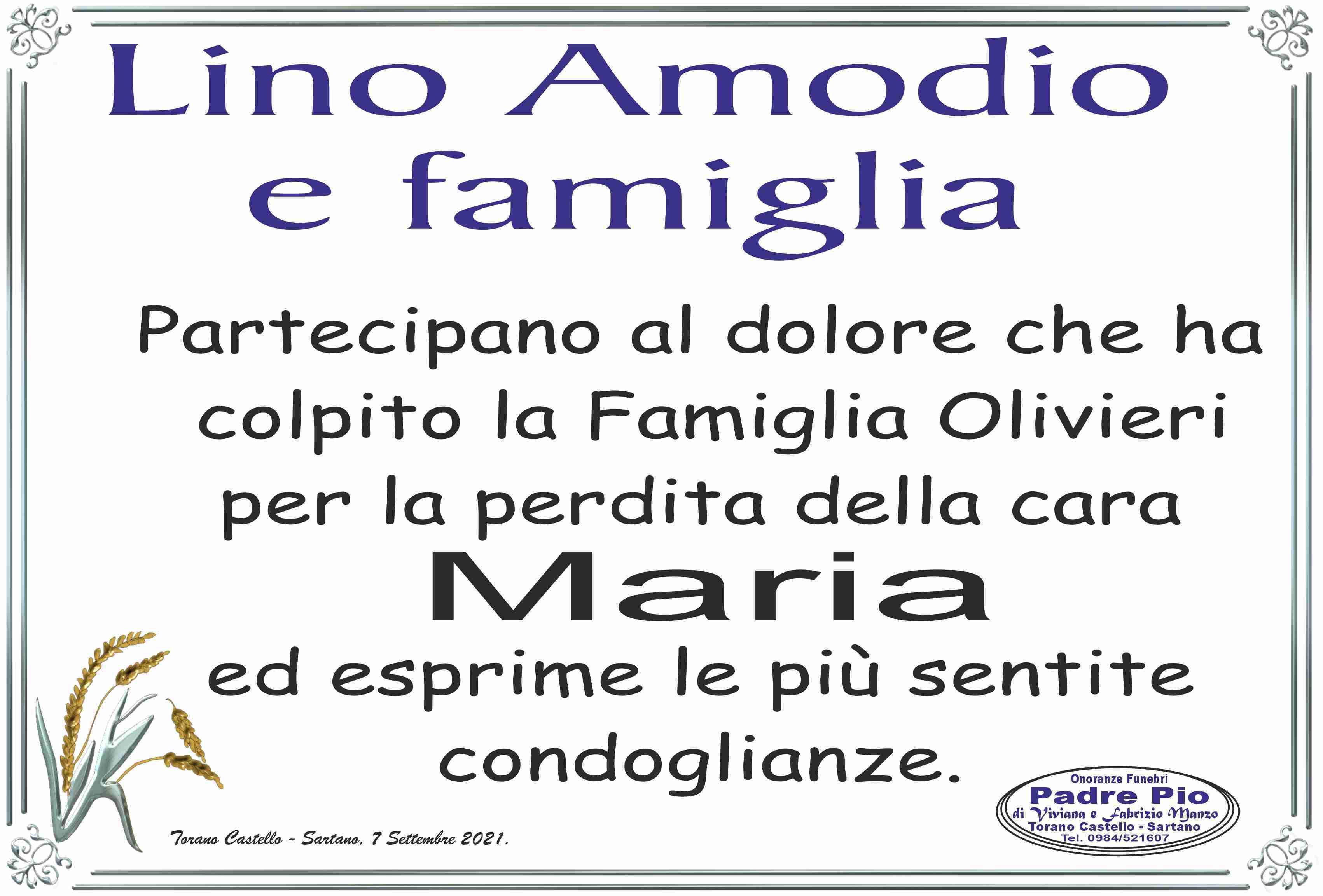 Famiglia Amodio Lino