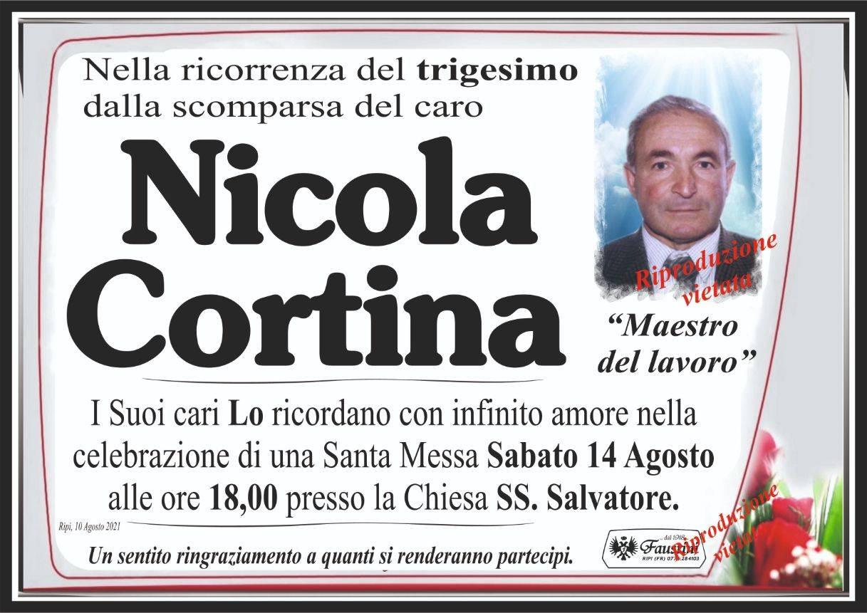 Nicola Cortina