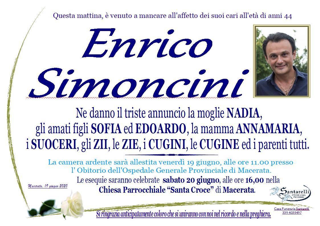 Enrico Simoncini