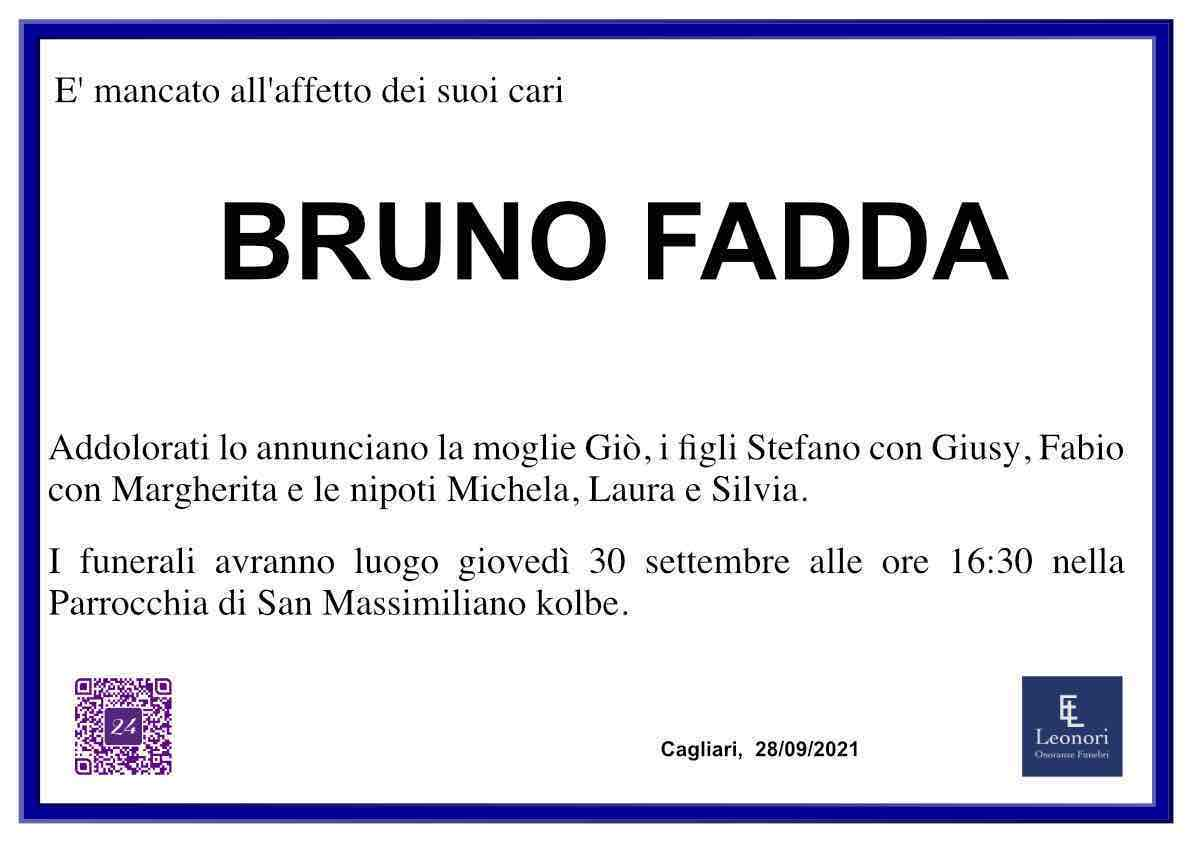 Bruno Fadda