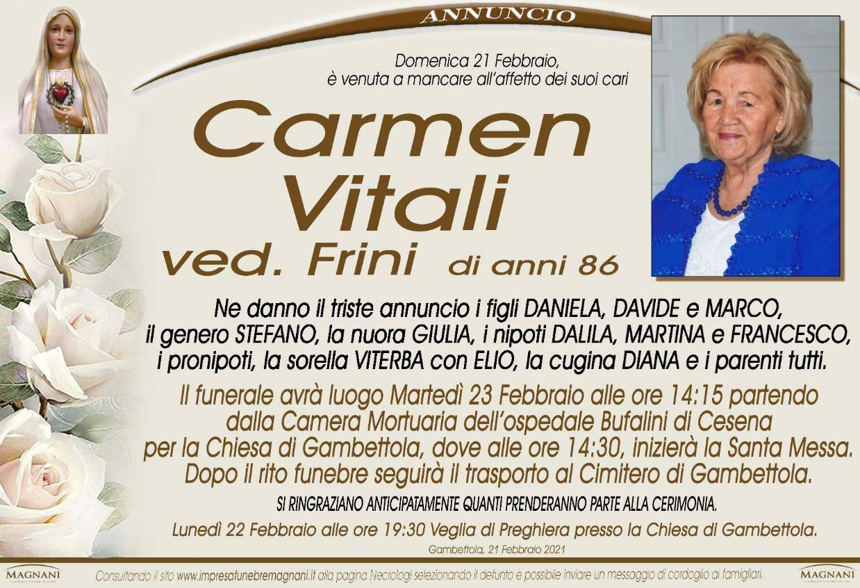 Carmen Vitali