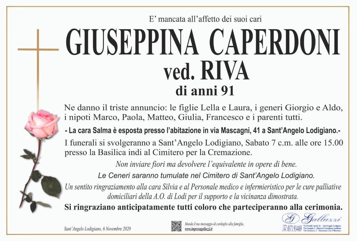 Giuseppina Caperdoni