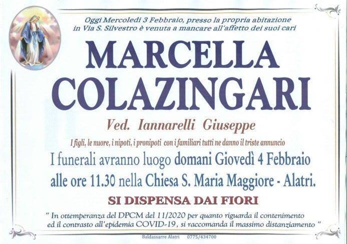 Marcella Colazingari